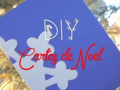 DIY   Cartes de Noël