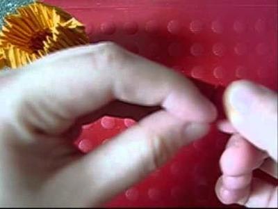 3D origami winnie the pooh bear part 2