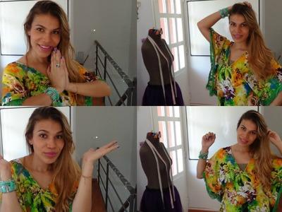 Blusa kimono | ModaByNill