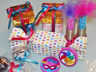 DIY: Mais lembrancinhas personalizadas para festa infantil