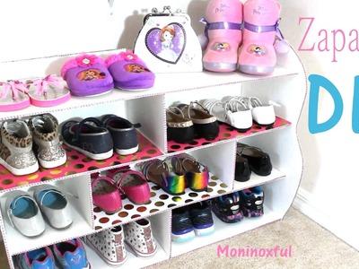 Zapatera para niñas - Girl's Shoe Rack