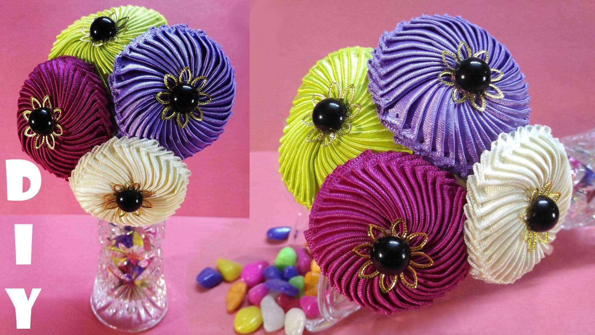 ❆❆❆ D.I.Y. Spiral Flower Headband for Spring ❆❆❆