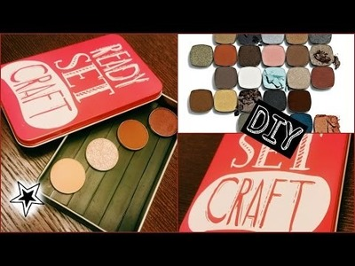 DIY: Eyeshadow Palette (Z Palette) for $4