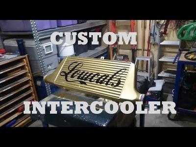 DIY Intercooler Paint