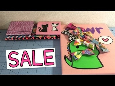 Holiday Duct Tape Craft Sale