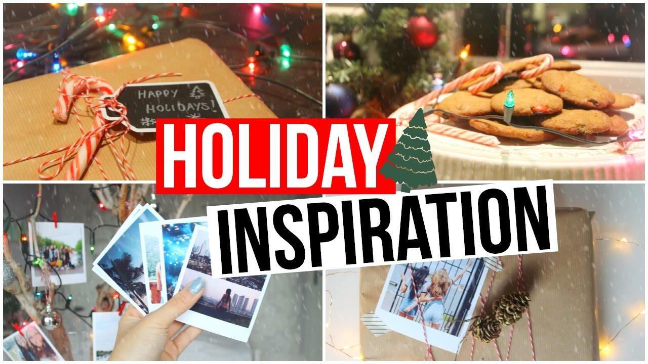Holiday Inspiration: DIY Decor & Gifts + Activities!
