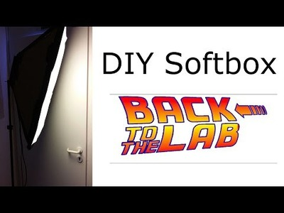 How to make a Softbox fo 10$ DIY