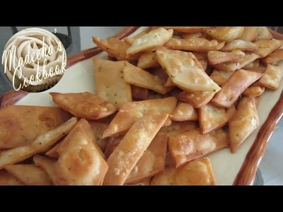 How to make Namak Paray (Crunchy Savoury) - Easy DIY