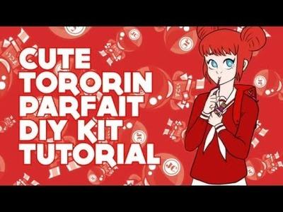 Japan Crate Cute Tororin Parfait DIY