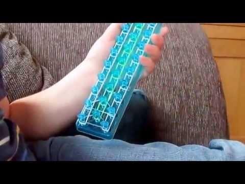 Loom band tutorial by Daniel part 1