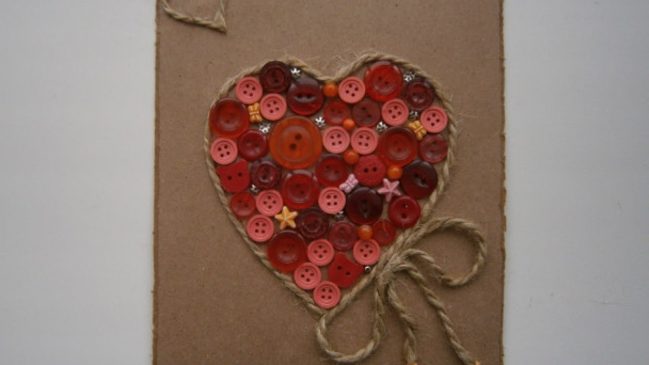 Make a Card with Love for your Mom - DIY Crafts - Guidecentral