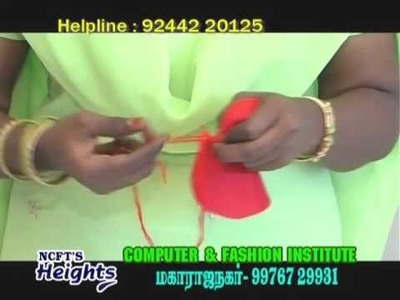Wall hangings from waste material | wall hanging craft making