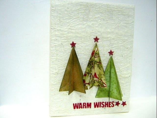 12 Cards of Christmas - Card #9