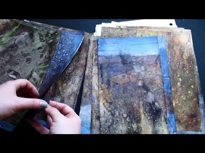 CitraSolv and National Geographic Art Technique (part 3 of 3)