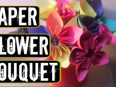 DIY Paper Flower Bouquet