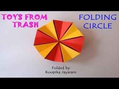 Folding Circle | English