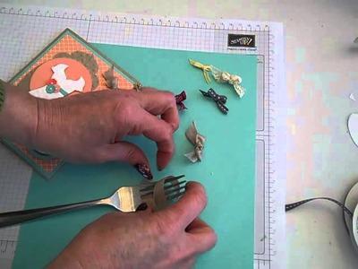 Fork Bows - Make Bows Using a Fork