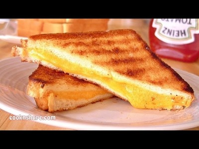 Grilled Cheese Made Fast and Easy