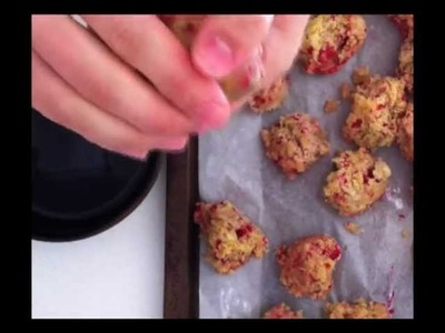 How to make cake pops from scratch cake pop recipe  how to cook that ann reardon