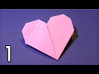 "Origami ""Can Love be Squashed?"" (Sy Chen) - Part 1"