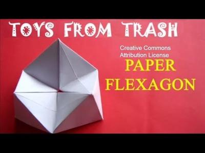 PAPER FLEXAGON - 37MB
