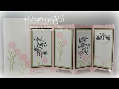 Screen Divider card with Dawn