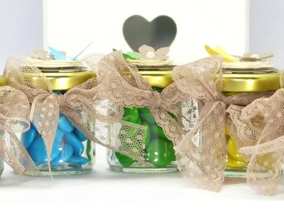 Adorable Sweetie Jar Favours using Stampin' Up! Supplies