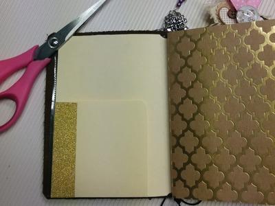 Fauxdori Pocket Folder Tutorial