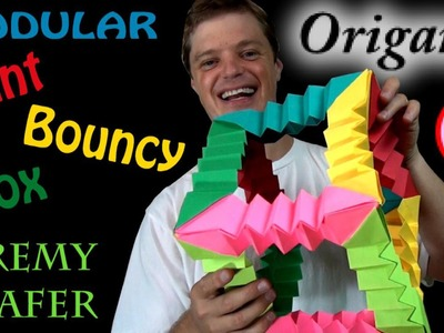 Giant Bouncy Box Modular Cube (no music)
