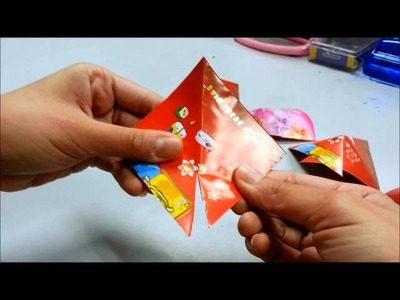 How to Make a Red Packet Fish