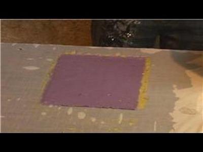 Making Handmade Paper : Double-Sided Handmade Paper Making