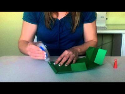 Milk Carton Box Assembly Instructions