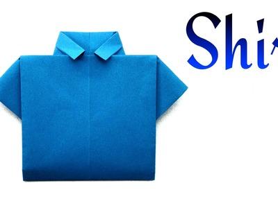 Origami tutorial  - Paper Dress - '