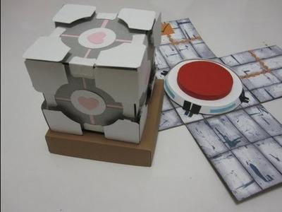 Portal Game Explosion Box