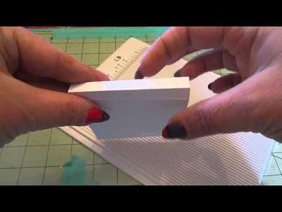 Post it note & Mini pen holder tutorial
