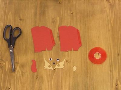 Quick Make - How to make a fox box