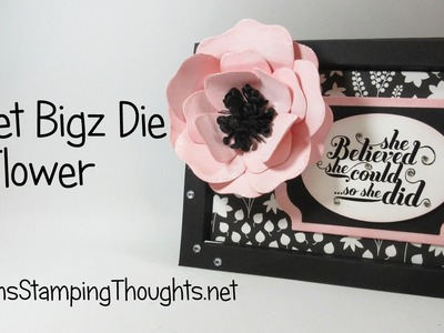 Stampin'Up! Bouquet Bigz Die Flower