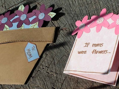 Tutorial: Mother's Day Card {2015}
