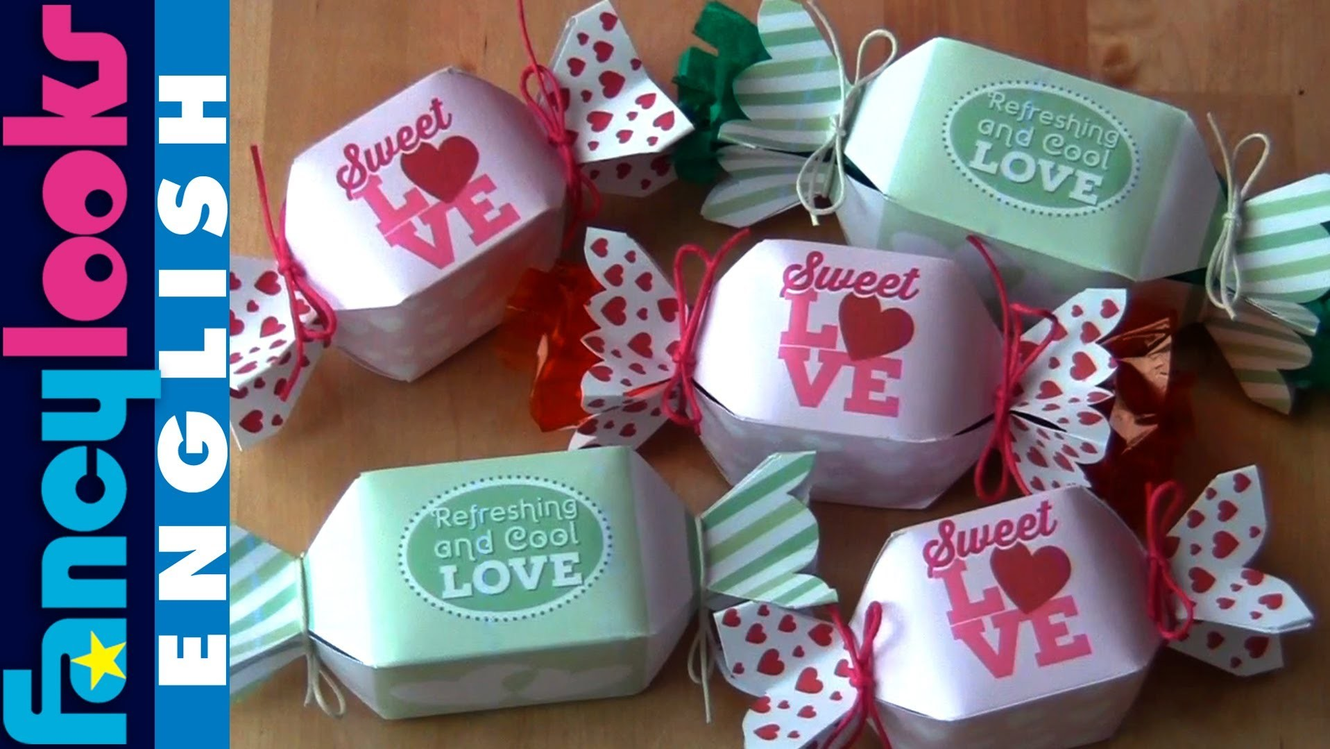 Download cute Hearts free pattern for Candy box punch board