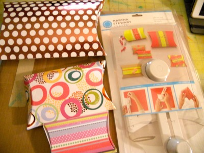 Martha Stewart Gift box tool