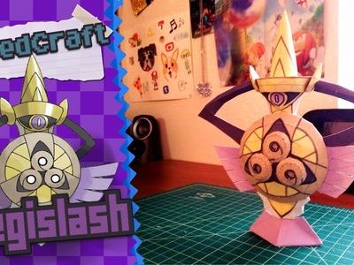 Pokemon Papercraft ~Aegislash ~