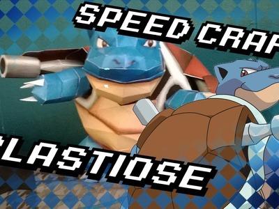 Pokemon Papercraft ~Blastoise~