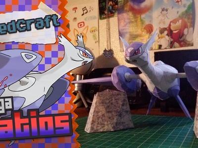 Pokemon Papercraft ~ Mega Latios ~