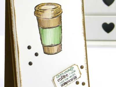 South Hill & Stampin' Up! on Sunday Perfect Blend Card Tutorial