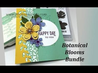 Stampin' Up! Botanical Blooms Bundle