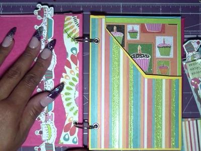 Very Simple Envelope Mini Album, Part 5
