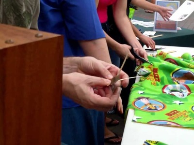 Bailey House Museum - How to Make a Lauhala Star and Fish