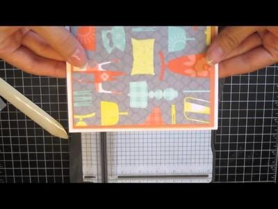 Card Making 101 - The Basics