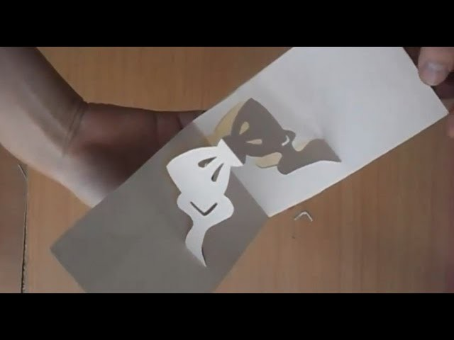 Cute Bow Pop Up Card Tutorial