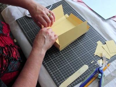 "Helens "" Card in a Box"" Box"